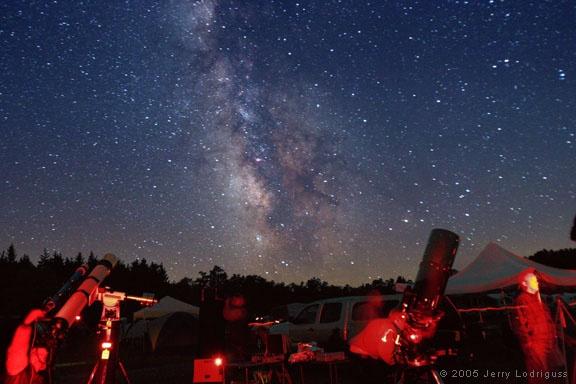 Защитим ночное небо - 1