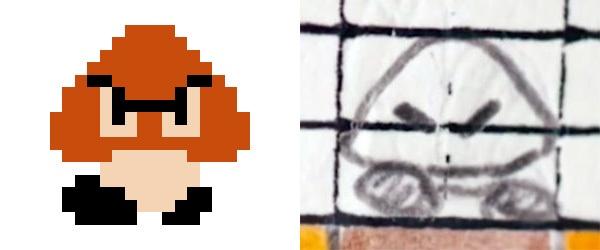Чудесные эскизы игры Super Mario Bros - 5