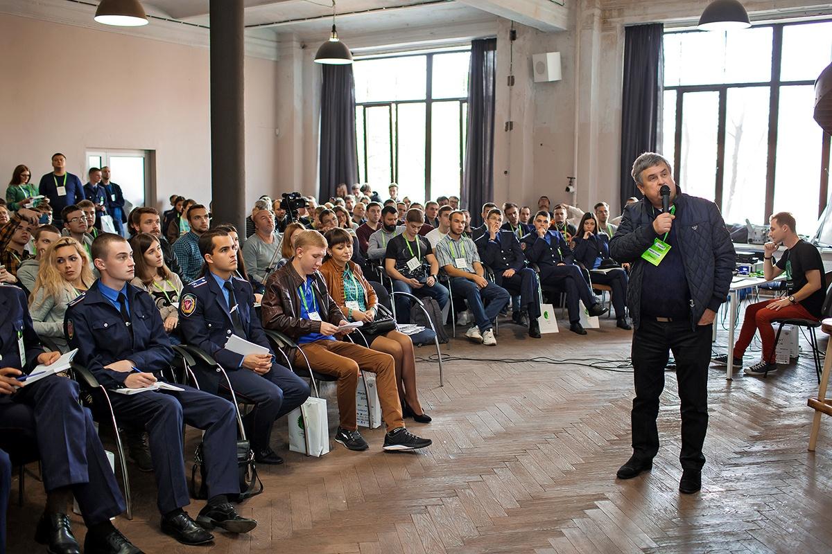 О важности информационной безопасности — отчет о конференции HackIT 2016 - 7