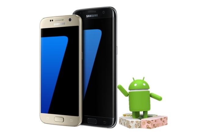 Смартфоны Samsung Galaxy S7 и S7 Edge получили Android 7.0 в рамках программы Galaxy Beta Program