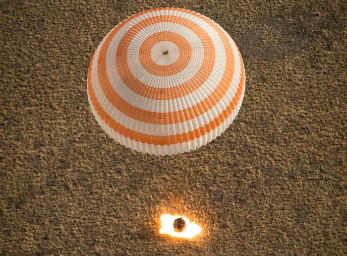 Разговор с космонавтом Александром Мисуркиным - 6