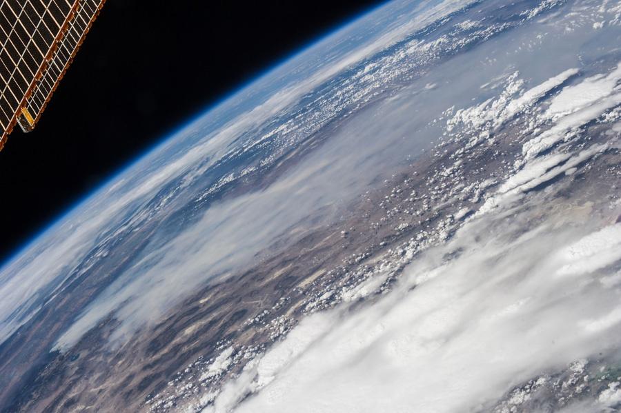 Разговор с космонавтом Александром Мисуркиным - 7