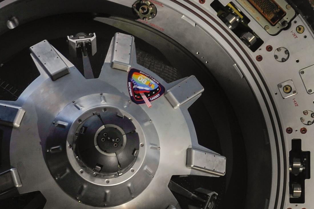 Разговор с космонавтом Александром Мисуркиным - 1