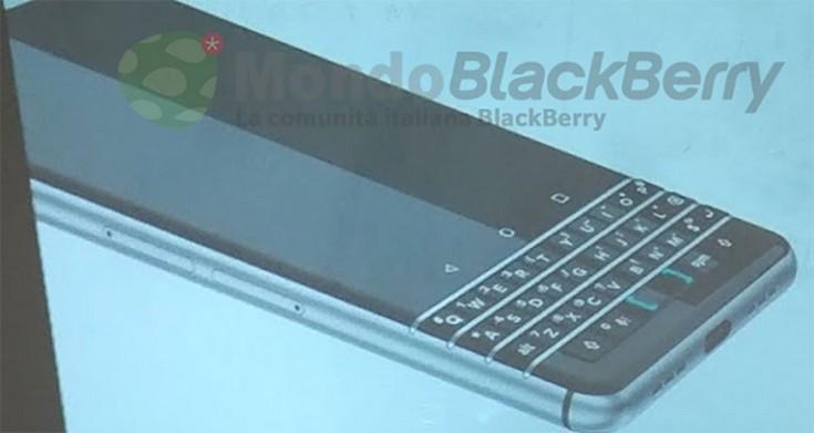 BlackBerry выпустит для поклонников прощальный подарок в виде смартфона с клавиатурой QWERTY