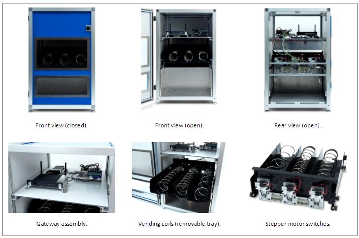 IoT в вендинговом бизнесе: интеллектуальный торговый автомат - 10