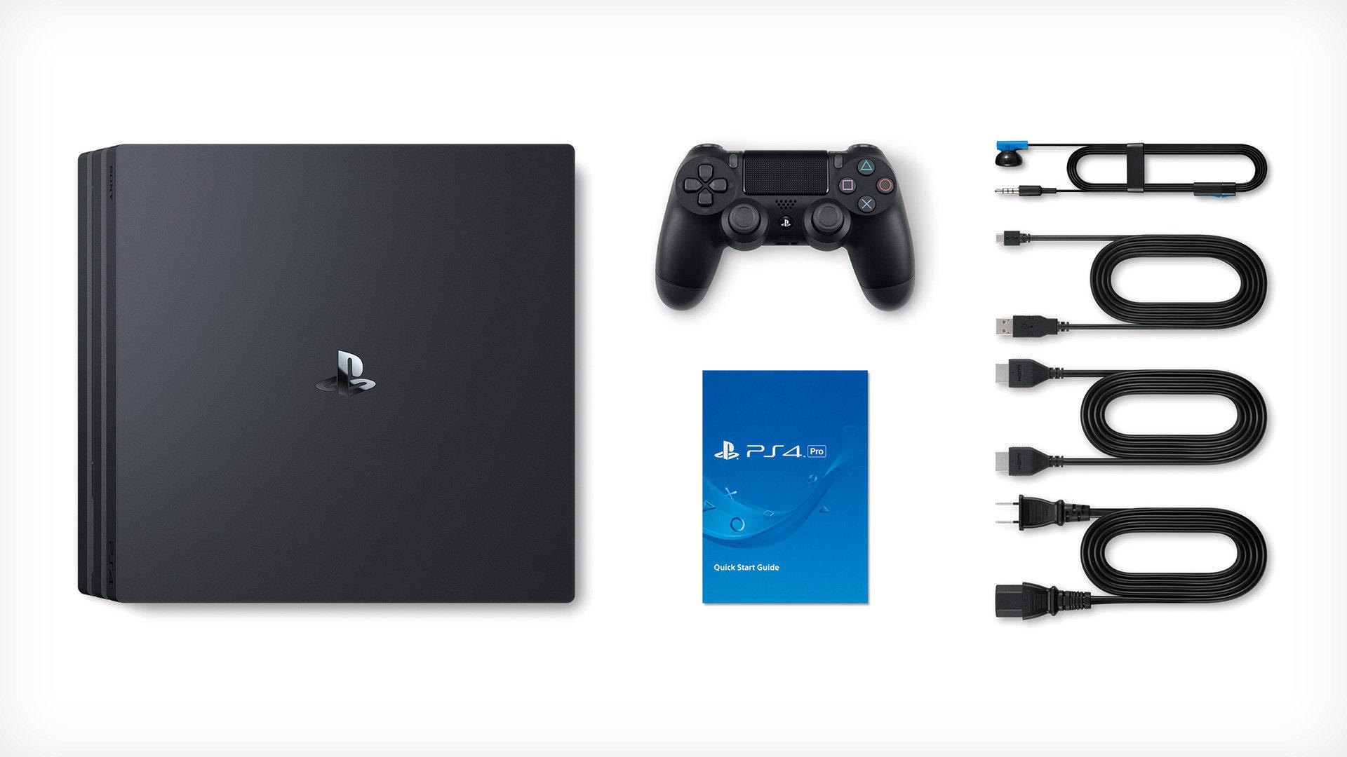 PlayStation 4 Pro: впереди паровоза - 1