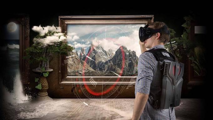 Ранцевый ПК MSI VR One стоит немало