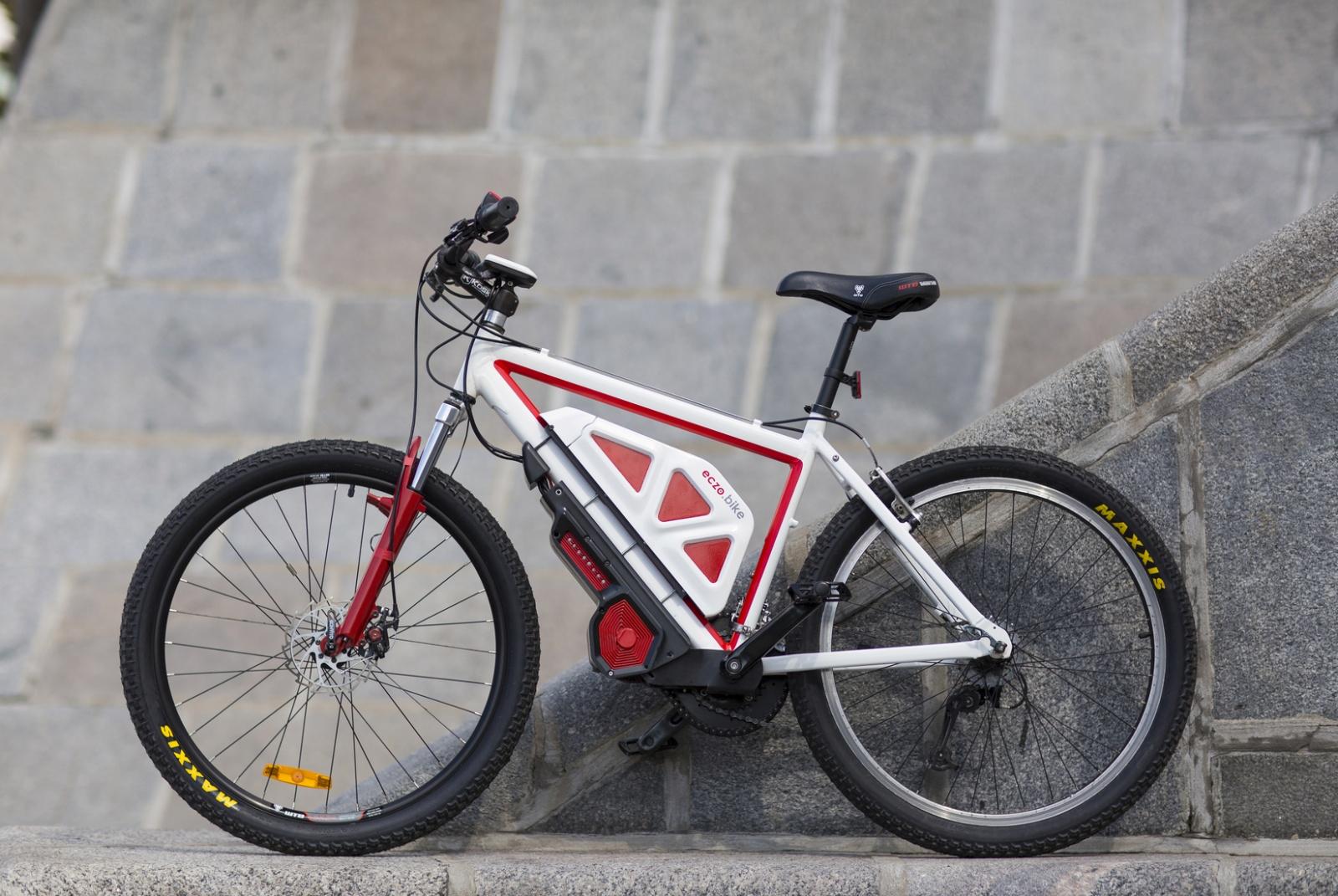 Разработка комплекта электрификации велосипеда - 1