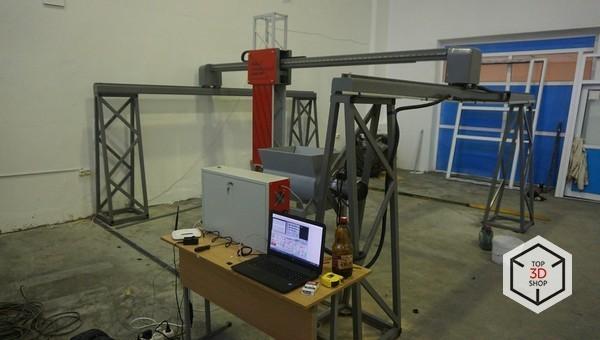 Строительные 3D-принтеры и наш опыт работы с ними - 21