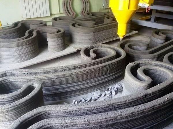 Строительные 3D-принтеры и наш опыт работы с ними - 4