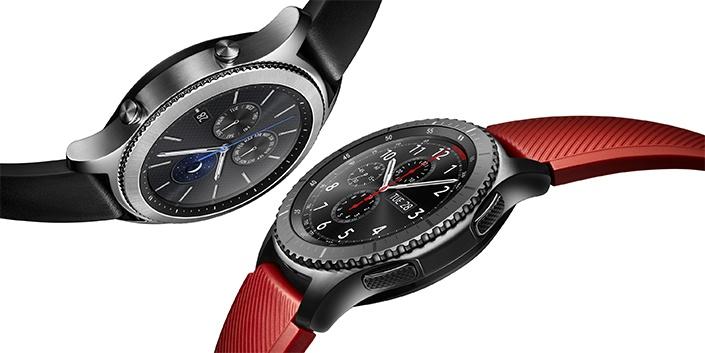 Умные часы Samsung Gear S3 уже можно купить