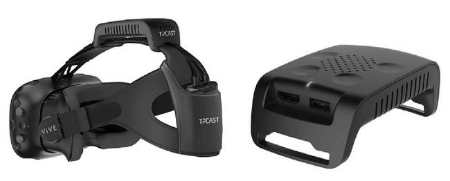 Аксессуар, который делает VR-шлем HTC Vive беспроводным, стоит $220
