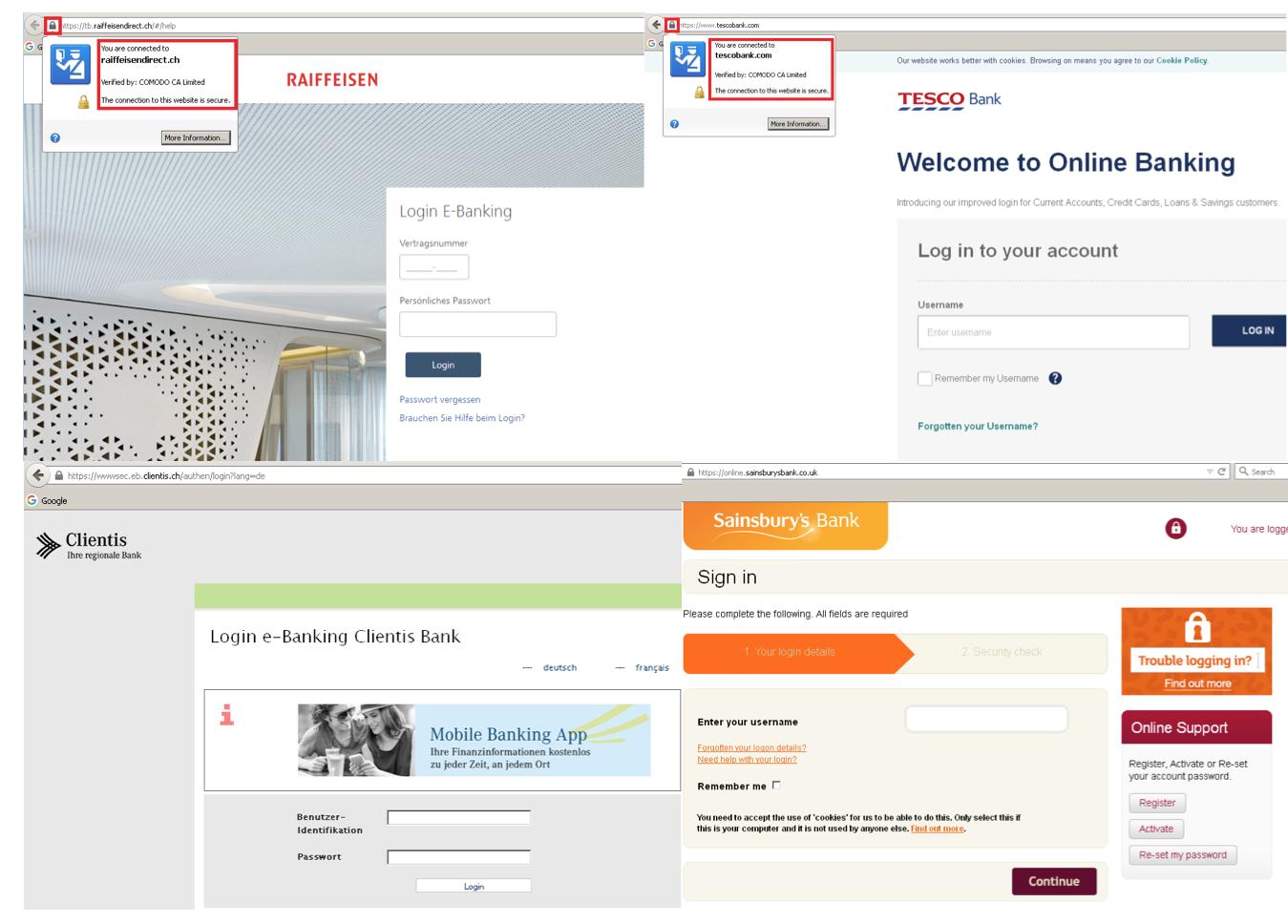 Вредоносная программа Retefe используется для компрометации пользователей онлайн-банкинга - 2