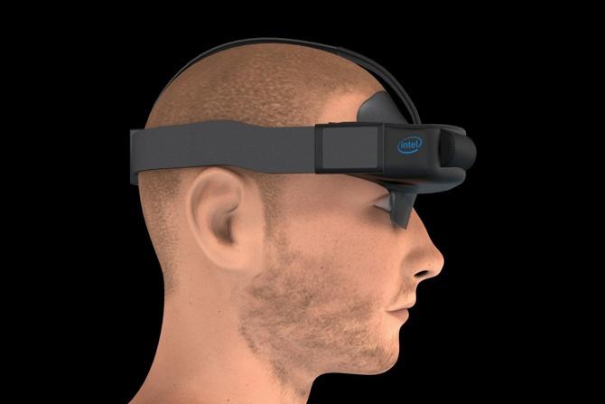 Головная гарнитура Helios использует технологию Intel RealSense для помощи людям с нарушениями зрения - 2