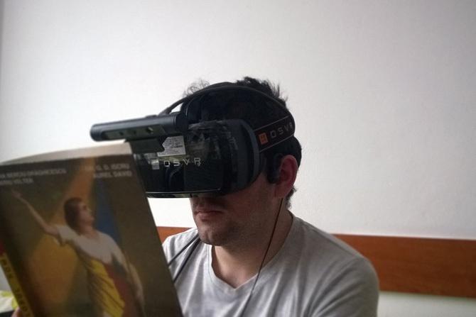 Головная гарнитура Helios использует технологию Intel RealSense для помощи людям с нарушениями зрения - 9