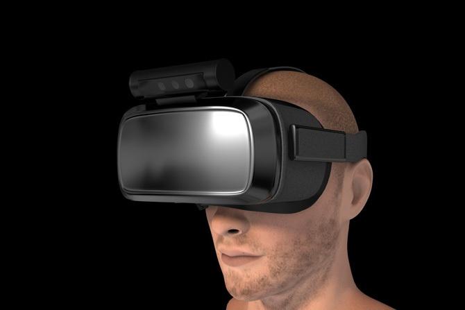 Головная гарнитура Helios использует технологию Intel RealSense для помощи людям с нарушениями зрения - 1