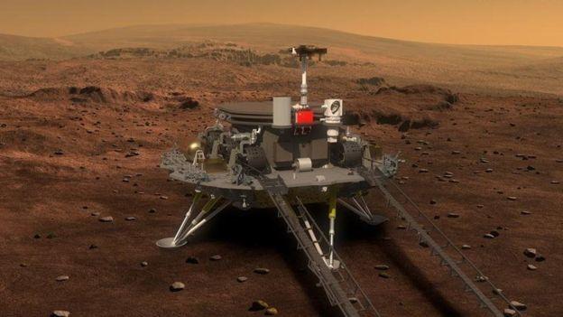 Марсианские планы - 13