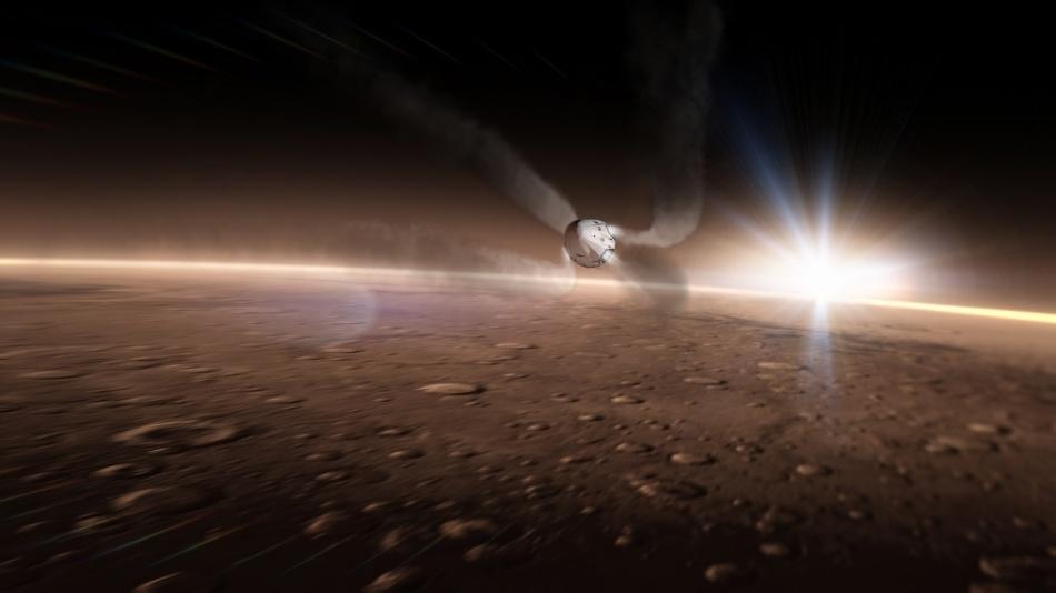 Марсианские планы - 7