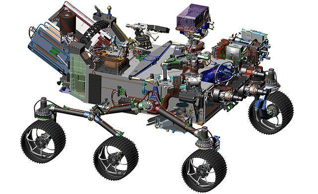 Марсианские планы - 8