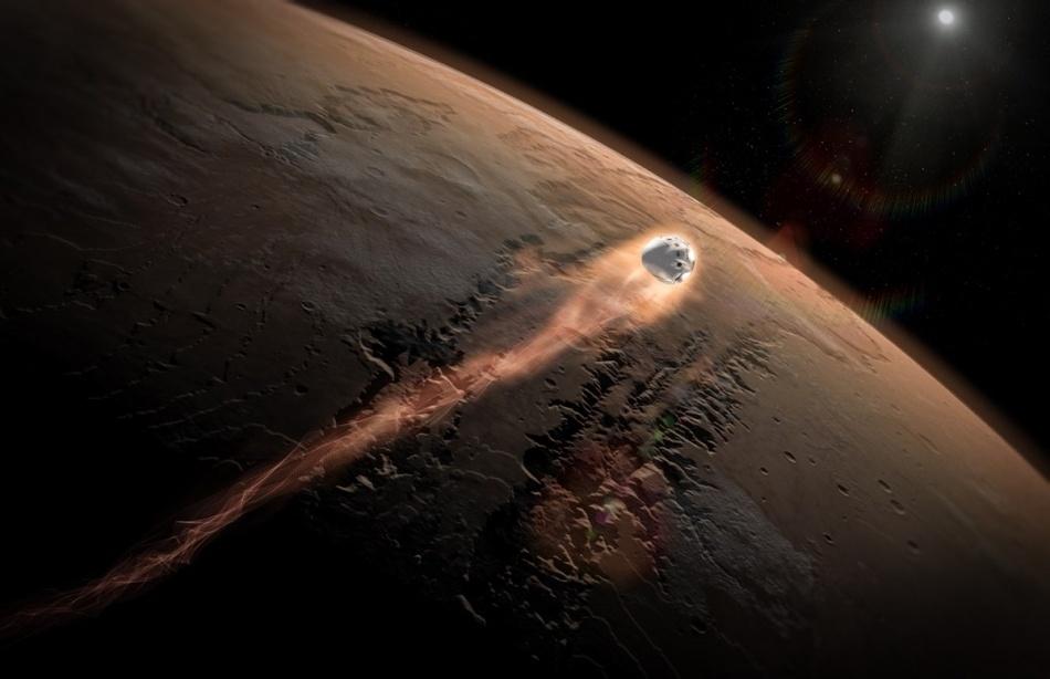 Марсианские планы - 1