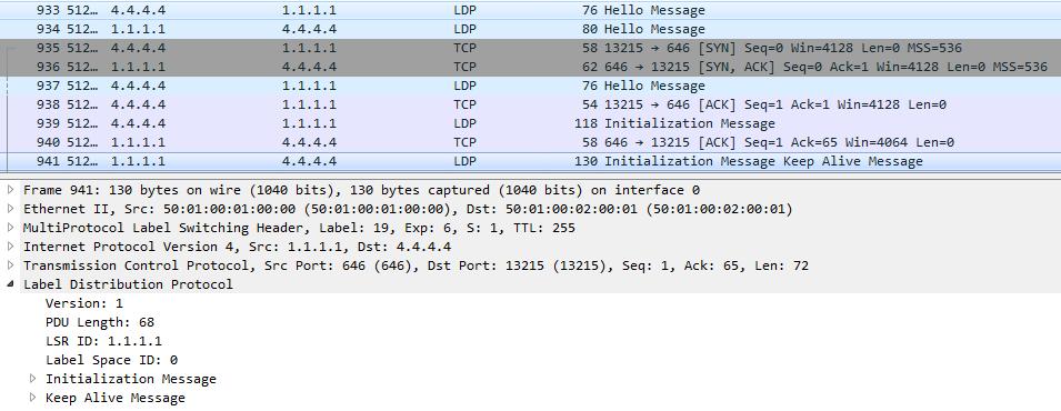 Сети для самых матёрых. Часть двенадцатая. MPLS L2VPN - 13