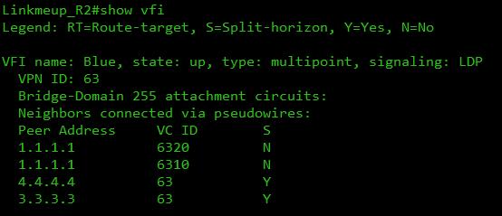 Сети для самых матёрых. Часть двенадцатая. MPLS L2VPN - 57