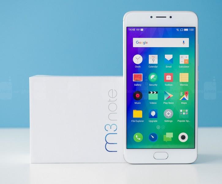 Смартфон Meizu M5 Note будет похож на M3 Note