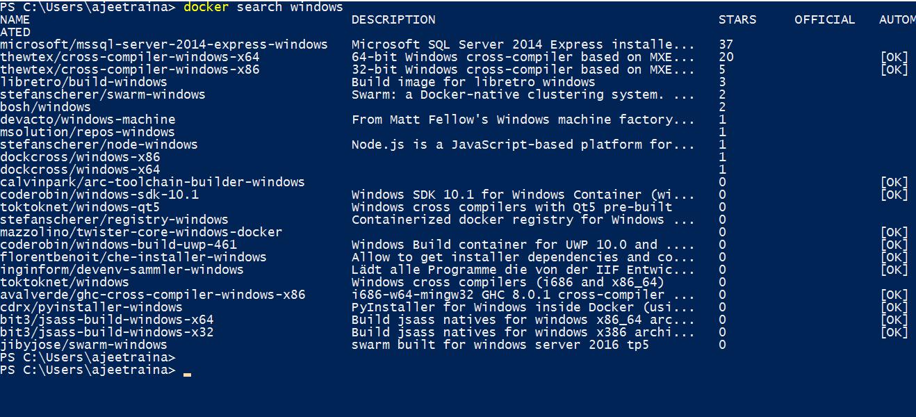 Сравнительный анализ Docker Engine на платформах Windows Server и Linux - 8