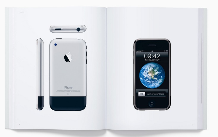 Apple выпустила книгу Designed by Apple in California