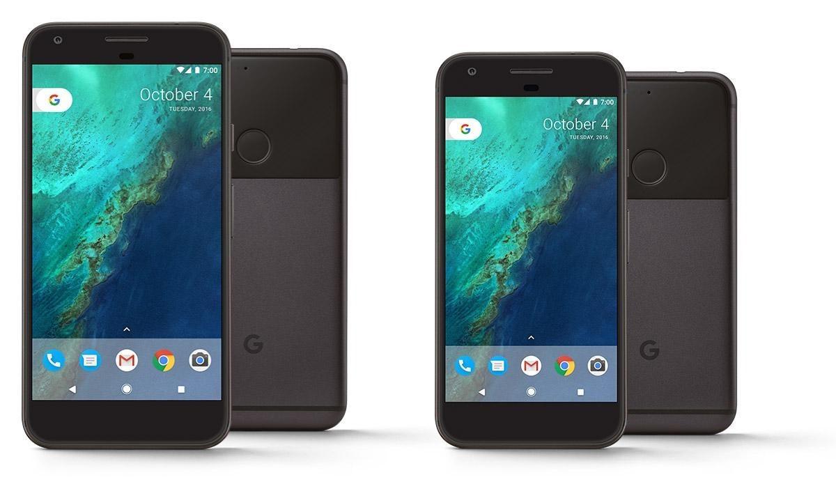 Google Pixel: «родной» телефон Google и его возможности - 1