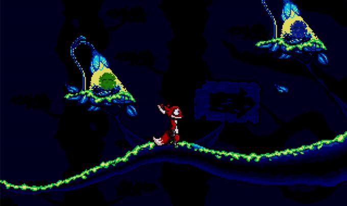 Любитель олдскульных игровых консолей создает игру для Sega Mega Drive - 2