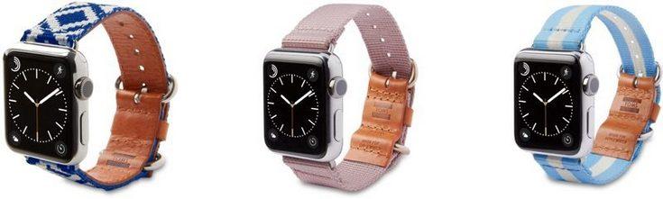 Toms предлагает купить ремешок для часов Apple Watch и таким образом помочь жителям Африки