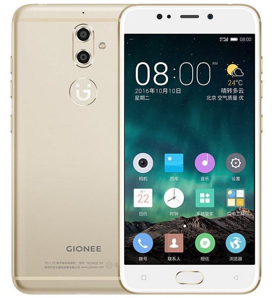 Смартфон Gionee S9 оценили в $365