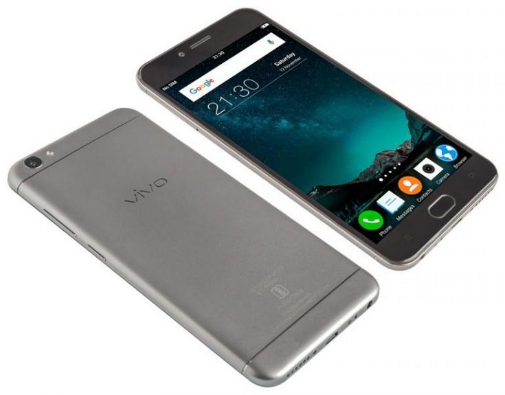 Смартфон Vivo V5 оценили в 265 долларов