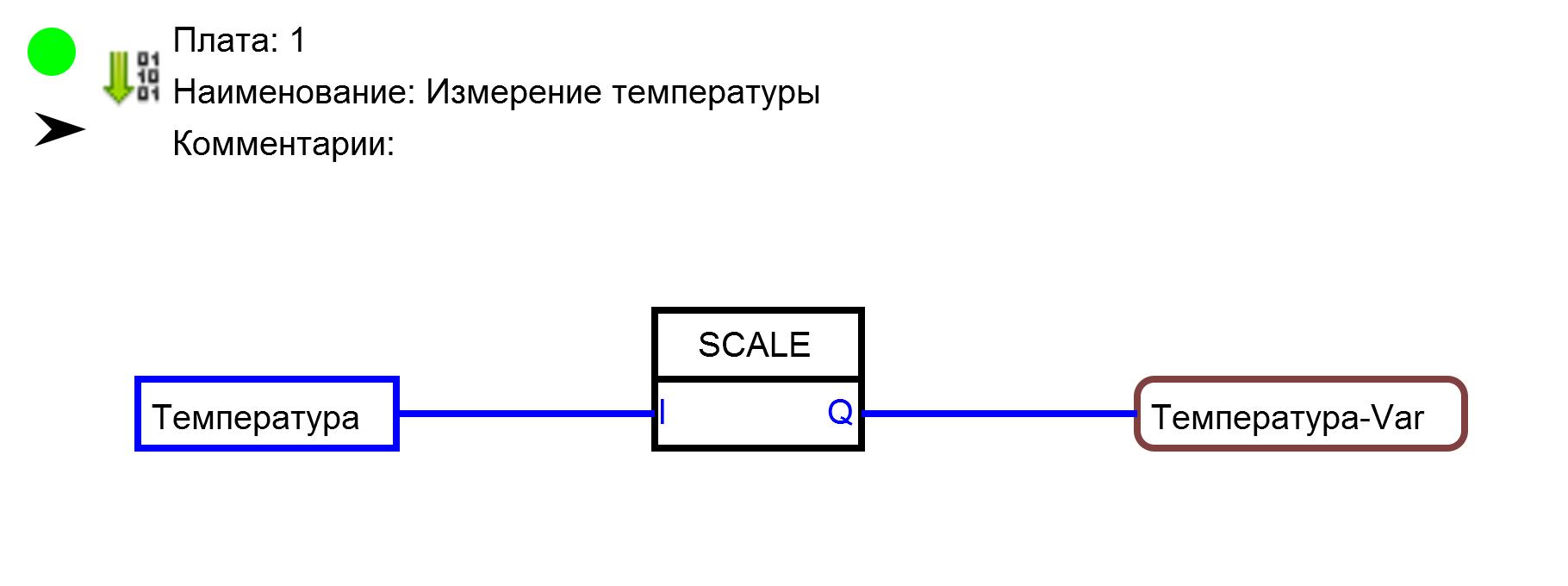 Создание меню с помощью программы FLProg - 8