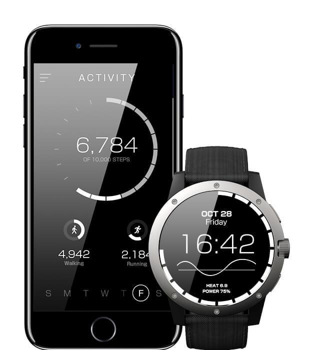 MATRIX PowerWatch: умные часы, которые не нужно заряжать - 4