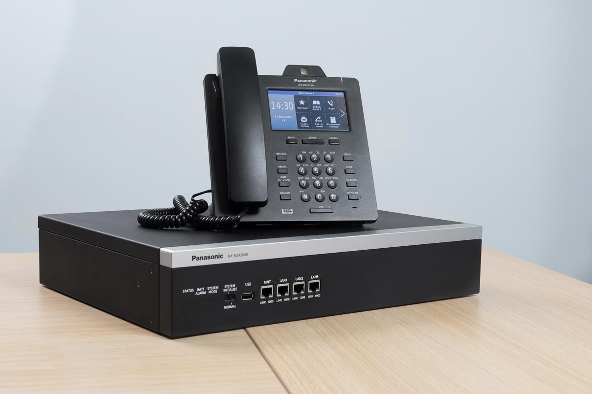 Panasonic KX-NSX: новые АТС для корпоративного рынка - 2