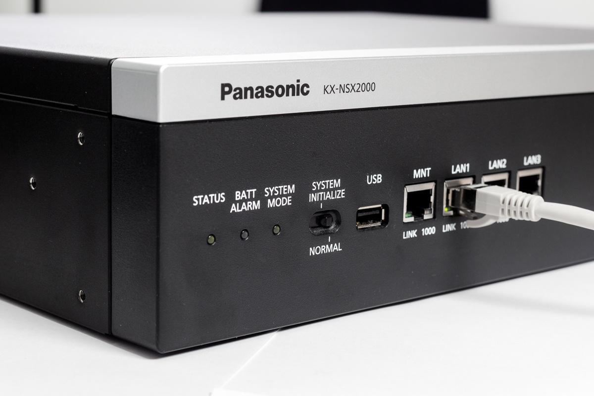 Panasonic KX-NSX: новые АТС для корпоративного рынка - 4