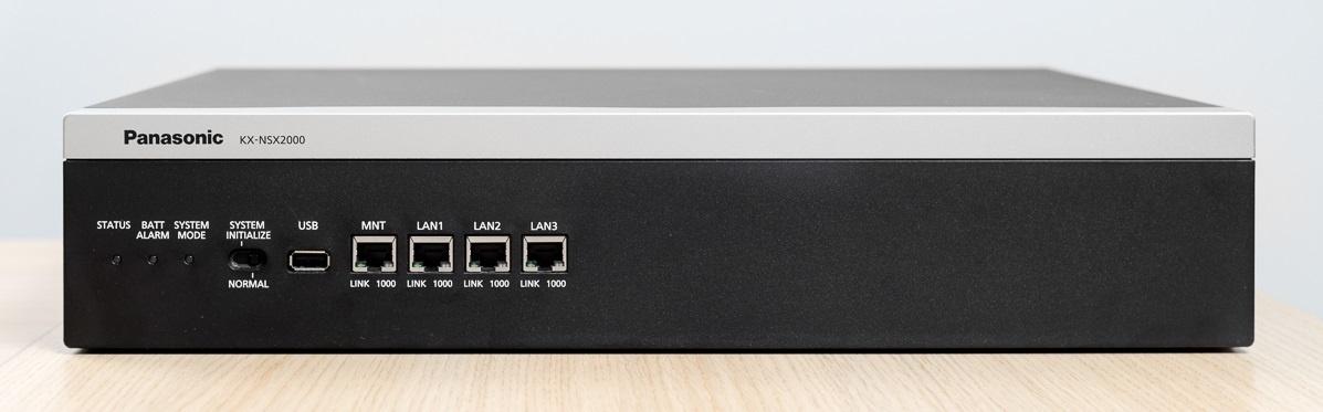 Panasonic KX-NSX: новые АТС для корпоративного рынка - 5