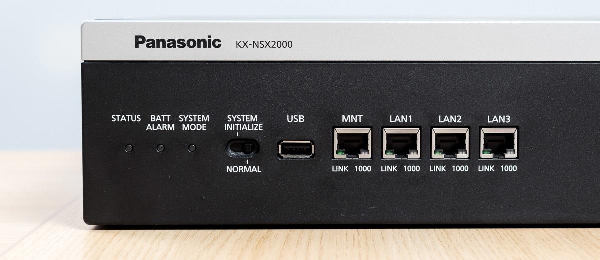 Panasonic KX-NSX: новые АТС для корпоративного рынка - 1