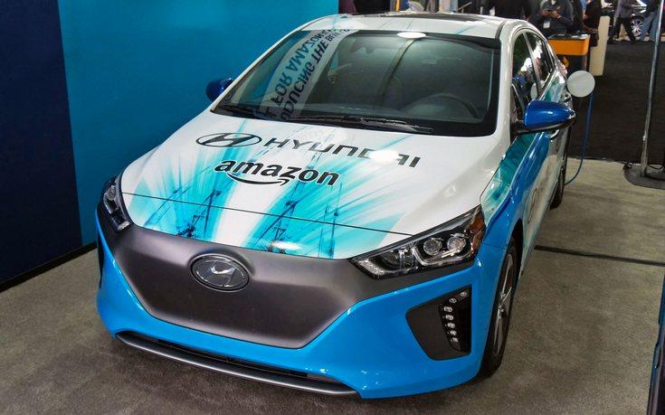 Автомобилями Hyundai с системой Blue Link можно управлять удалённо посредством АС Amazon Echo