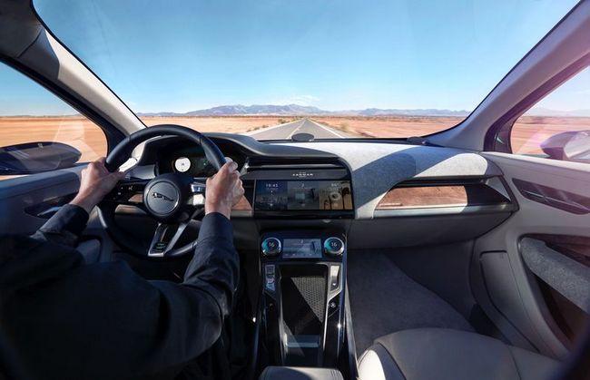 Электромобиль Jaguar I-Pace с дальностью хода 350 км будет конкурировать с Tesla Model X