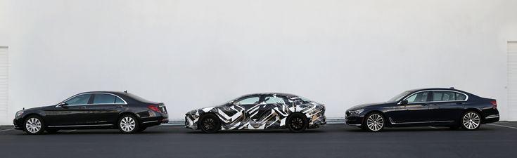 Lucid Motors привезла на Los Angeles Auto Show свой первый электромобиль