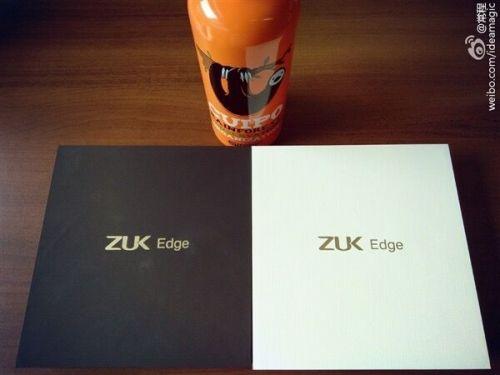 Глава Zuk намекает на скорый выпуск смартфона Zuk Edge
