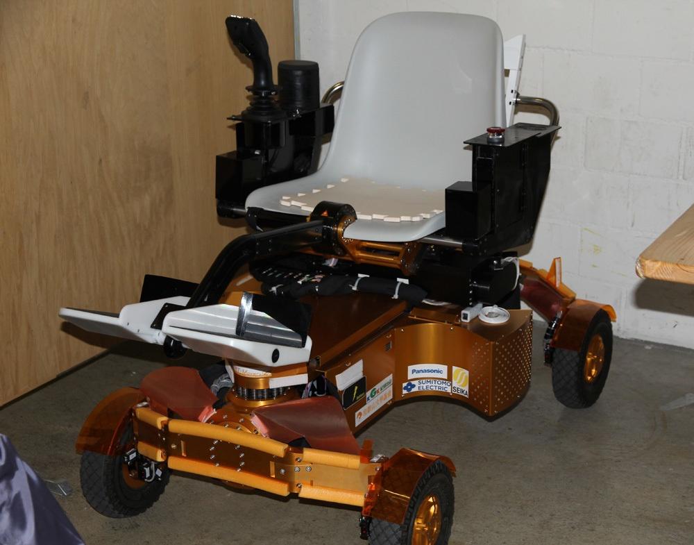 Гонки на инвалидных колясках — фото-видео отчет по Cybathlon 2016 - 12