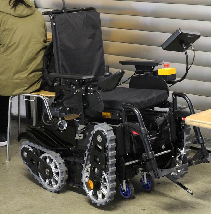 Гонки на инвалидных колясках — фото-видео отчет по Cybathlon 2016 - 13