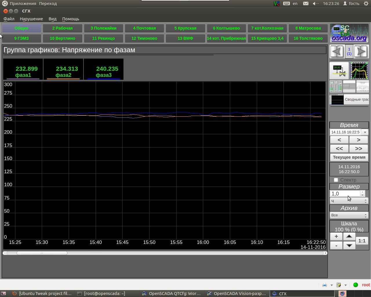 Пишем протоколы счетчиков Меркурий 230 и Меркурий 200 для OpenSCADA - 22