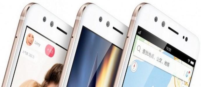 Представлены смартфона Vivo X9 и X9 Plus со сдвоенной камерой для селфи