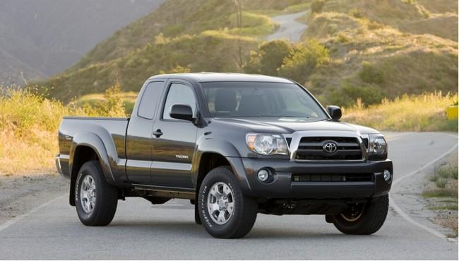 Ржавые внедорожники обойдутся Toyota d $3,4 млрд