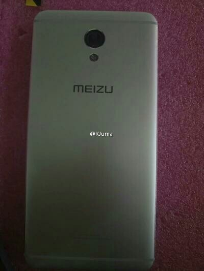 Смартфон Meizu M5 Note будет отличаться от M3 Note толщиной